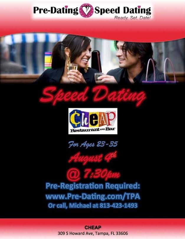 Pre dating tampa